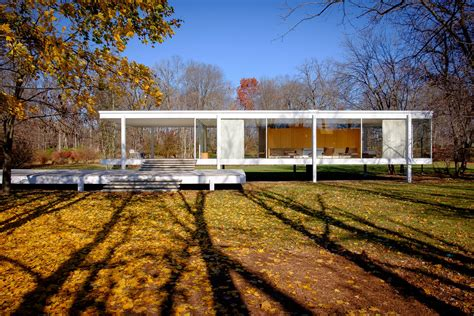 Farnsworth House by Farnsworth House By 183 Tours 183 Chicago Architecture