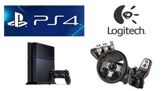 Logitech Steering Wheel Ps4 G27 Logitech G27 Support On Playstation 4 My Take Inside