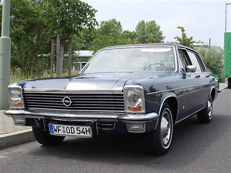 opel diplomat interior opel diplomat review and photos