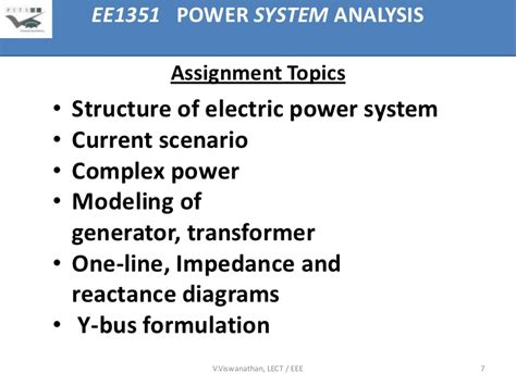 swing equation in power system power system analysis iii eee
