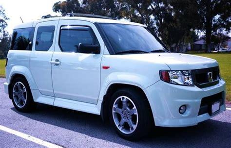 carmax honda element 2009 honda element sc white