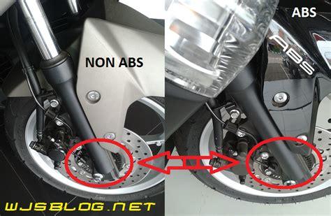 Ecu Yamaha Nmax Abs Apitech tips cara mudah mengenali yamaha nmax versi abs vs non