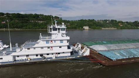 tow boat two towboats youtube
