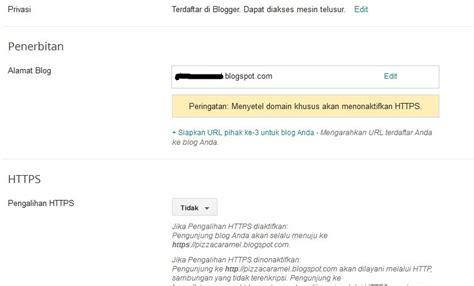 redirect custom domain  hawkhost  blogspot