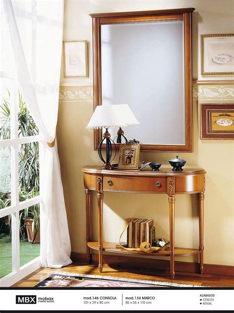 muebles recibidores clasicos #1: recibidor_mueble_entrada_clasico.jpg