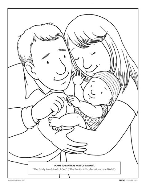 lesson 11 i love my family lds lesson ideas