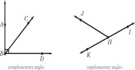complementary or supplementary complementary supplementary and vertical angles