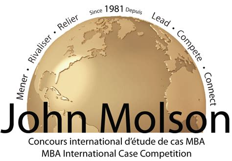 Molson Mba International Competition by Molson Mba International Competition Lehrstuhl