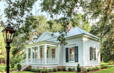 Small House Plans Southern Living oak leaf cottage c brandon ingram