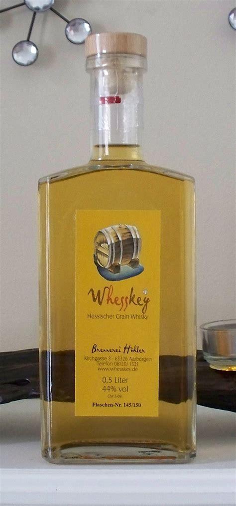 in german german whisky