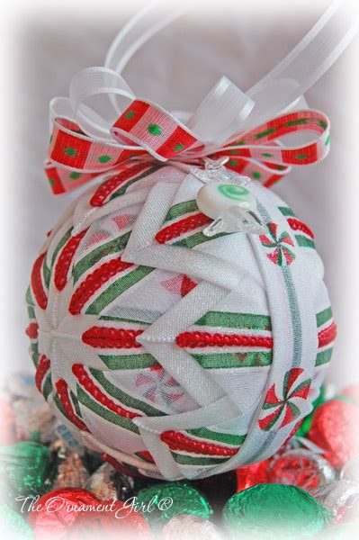 candy shoppe handmade christmas tree ornament