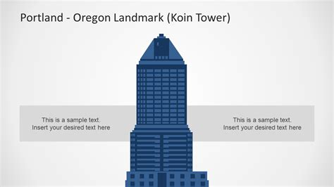 oregon state powerpoint template portland oregon powerpoint map slidemodel