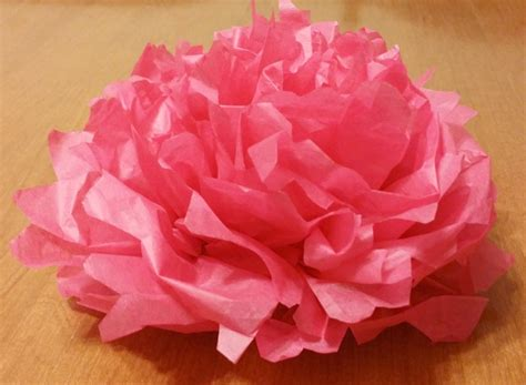 Decorating With Tissue Paper Flowers by Decorate With Tissue Paper Flowers Dealsfrommsdo