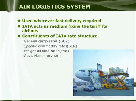 moloy roy sea and air logistics presentation