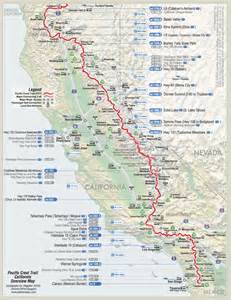 detailed pct maps derek caitlin s 2015 pacific crest