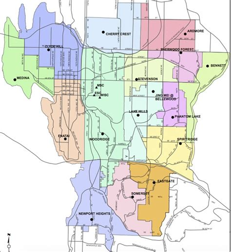 Bellevue School District Calendar Bellevue School District To Purchase 26m Property For