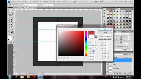 tutorial photoshop cs5 en pdf como hacer un calendario en photoshop youtube