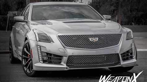 2017 Cadillac Cts Horsepower by 2017 Cadillac Cts V 800hp On The Streets