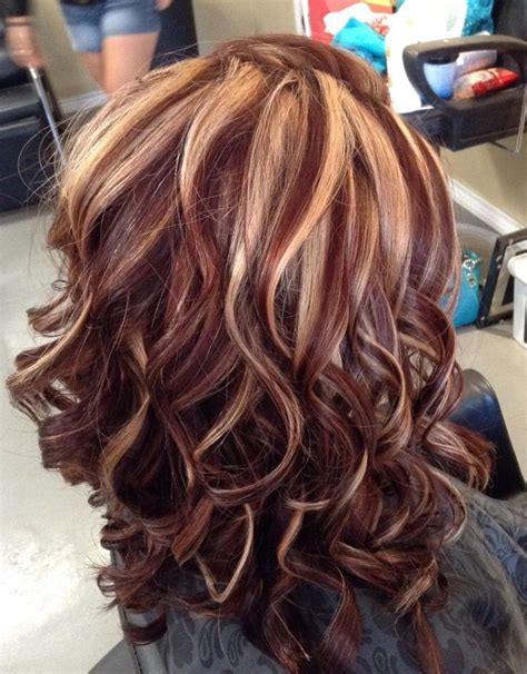 red heads with partial blonde highlights 855 best images about hair on pinterest short hair