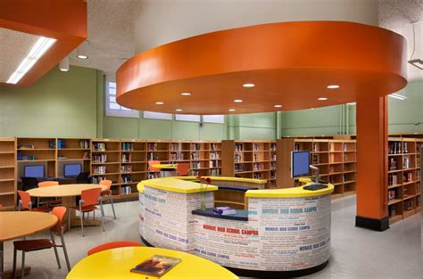 design institute library journal nyc sca new visions for public schools architect