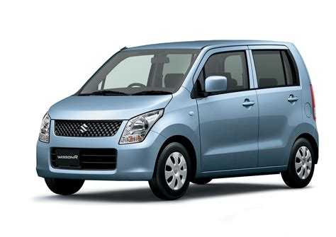 Maruthi Suzuki Maruti Wagon R Stands For Recreation