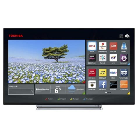 buy toshiba 49u5766db 49 quot 4k ultra hd led smart tv with