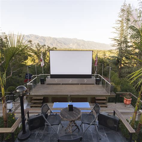 3 awesome outdoor home theater systems electronic house