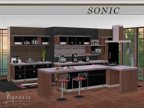 Kitchen Sink In Island nynaevedesign s sonic kitchen