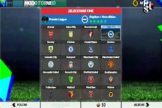 fts mod pes soccer    game android
