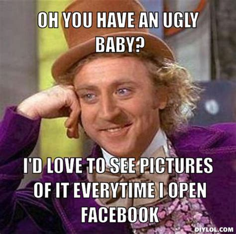Ugly Meme - ugly baby memes image memes at relatably com