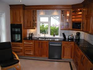Kitchen Color Schemes With Oak Cabinets thought forms ireland 187 cherry