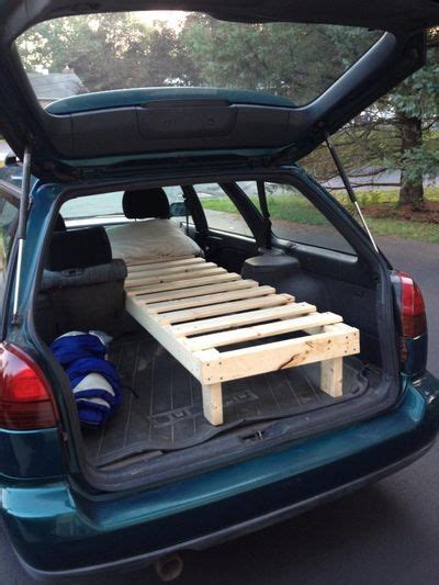 images  nissan rogue bed mod  pinterest