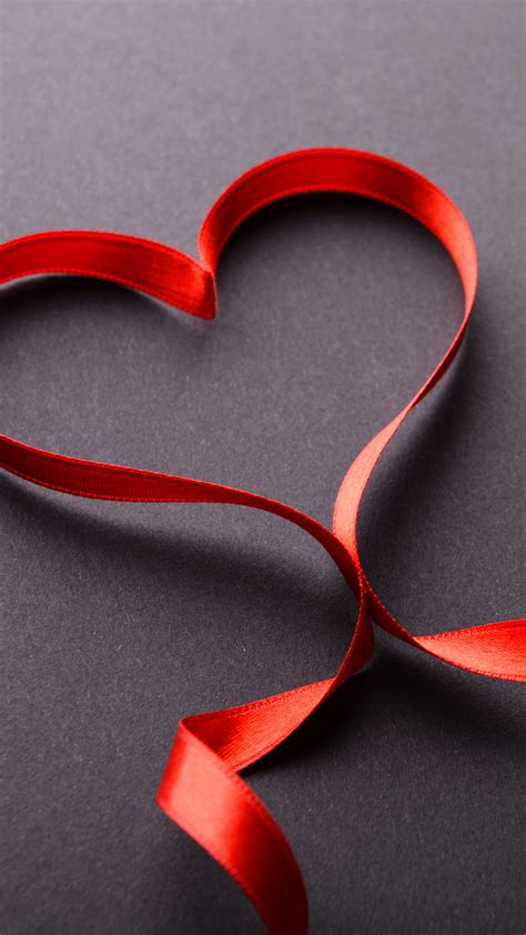 stock images love image heart ribbon  stock images