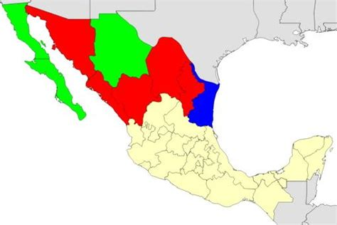 map of mexico quiz geograhy quiz of mexico states mexico states map jetpunk
