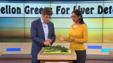 Dr Oz Show Liver Detox by 3 Ways To Detox Your In An Hour Wellspring Health