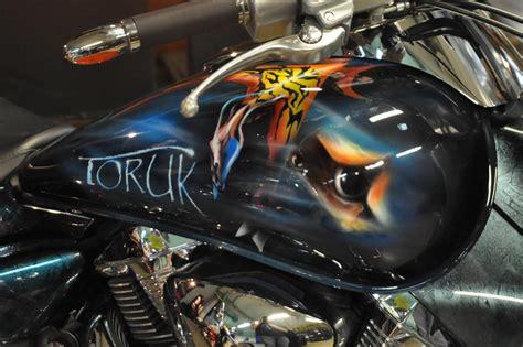 Motorrad Airbrush by Pin Motorrad Airbrush On