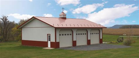 garage barn pole barns pole buildings timberline buildings hegins pa