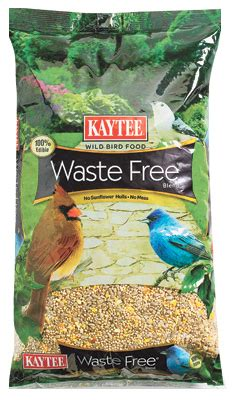8 pack kaytee waste free bird food 5 lb 100033770