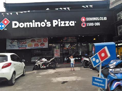 domino pizza pondok gede pemkot bekasi akan restorasi kung cina indonesia