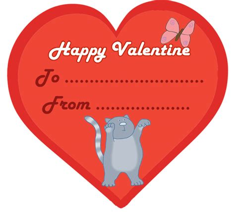 childrens valentines cards 15 and cards