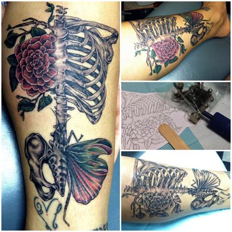 tattoo designs for rib cage category archive for quot quot skullspiration