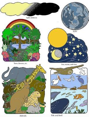 themes in the creation story 91 best ideas about bible creation on pinterest free