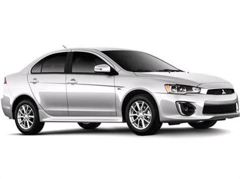 2016 mitsubishi lancer pricing ratings reviews kelley blue book