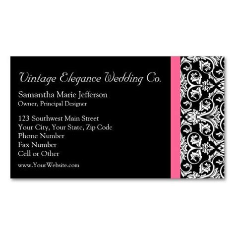 all black business card template 22 best business cards ideas pink and black images on