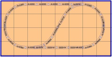 layout lop simple 4 215 8 layouts for o gauge model railroads free