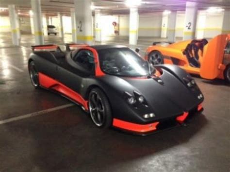 Koenigsegg South Africa Koenigsegg Ccx And Pagani Zonda Headed To Auction In South
