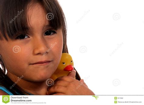children s rubber sts child and rubber ducky stock photography image 917092