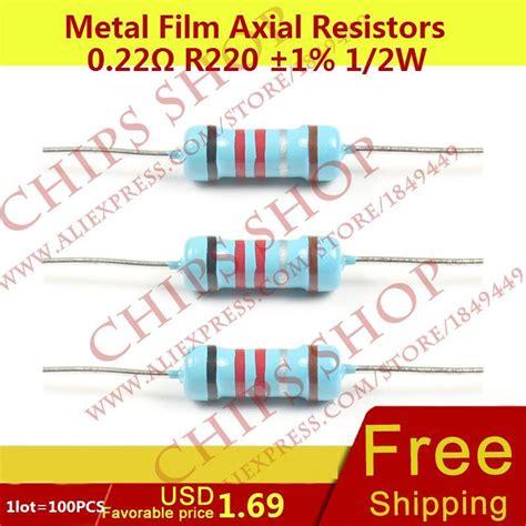 resistor r220 buy grosir 0 22ohm from china 0 22ohm penjual aliexpress alibaba