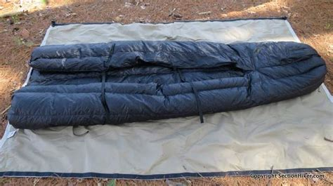 Ultralight Quilt Backpacking by Massdrop 20 Degree Ultralight Quilt Review Section