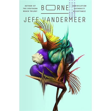 Book Blog Giveaways - book giveaway for borne by jeff vandermeer jan 19 feb 19 2017